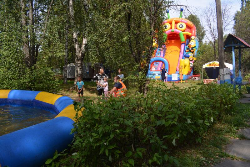 Август в городе: Парк «Сказка» — волшебный остров