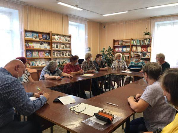 Мантуровцы вносят свои предложения в Народную программу