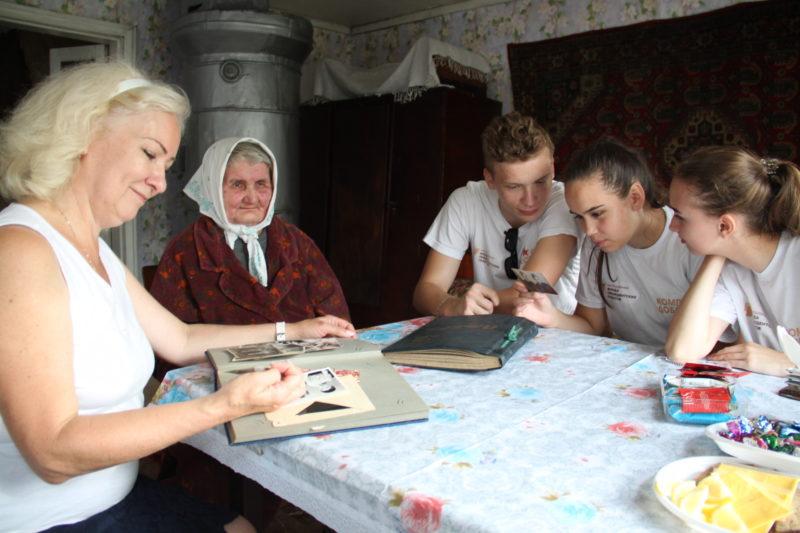 ДобровольчестВО!: «Компас доблести»  задал курс на помощь ветеранам