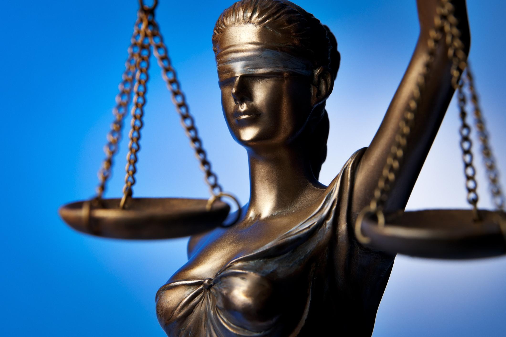 Осужден за совершение преступления против правосудия