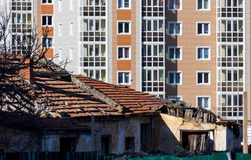 Говорят люди: «Новые дома взамен ветхих и аварийных»
