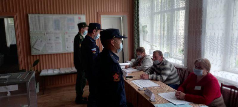 В чём голосуют жители Мантурова Костромской области?