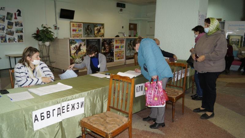 За законностью выборов в г.о.г. Мантурово следят 67 наблюдателей